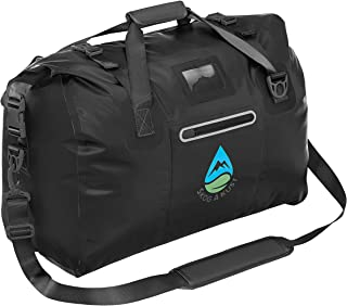 DuffelSåk Waterproof Duffle Dry Bags 40 & 60 Liter Sizes