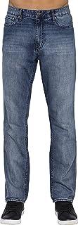 Calvin Klein Men's Slim-Straight Fit Denim Jeans