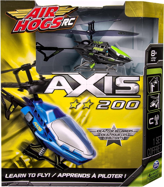 Air Hogs RC Axis 200 R C Helicopter - grau