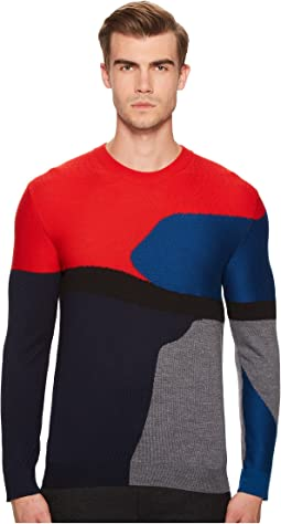 Paul Smith Camo Sweater