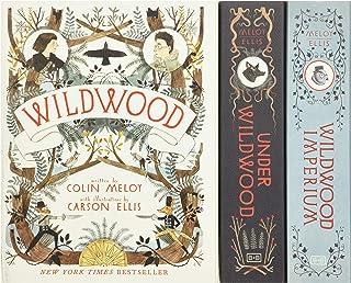 Wildwood Chronicles Set: Wildwood, Under Wildwood, Wildwood Imperium