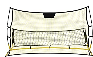 Inertia Sports Double Sided Soccer Rebounder Training Net...