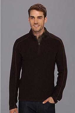 Royal Robbins - Fireside Wool 1/4 Zip Sweater