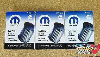 Dodge Ram 2500 3500 5.9L Cummins Diesel Fuel Filters Set Of 3 Mopar OEM