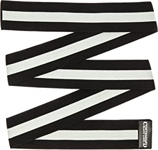 Contraband Black Label 1055 Classic Knee Wraps (Pair) for Bodybuilding, Powerlifting, and Strongman - Perfect for Squat - Leg Press - USPA Approved for Competition Use