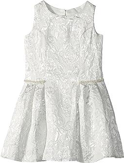 Sleeveless Princess Bodice Dress w/ Drop Waist (Toddler/Little Kids)