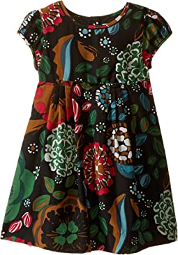 Burberry Kids - Mini Wendie Floral Short Sleeve Dress (InfantToddler)