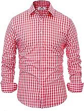 lederhosen red shirt