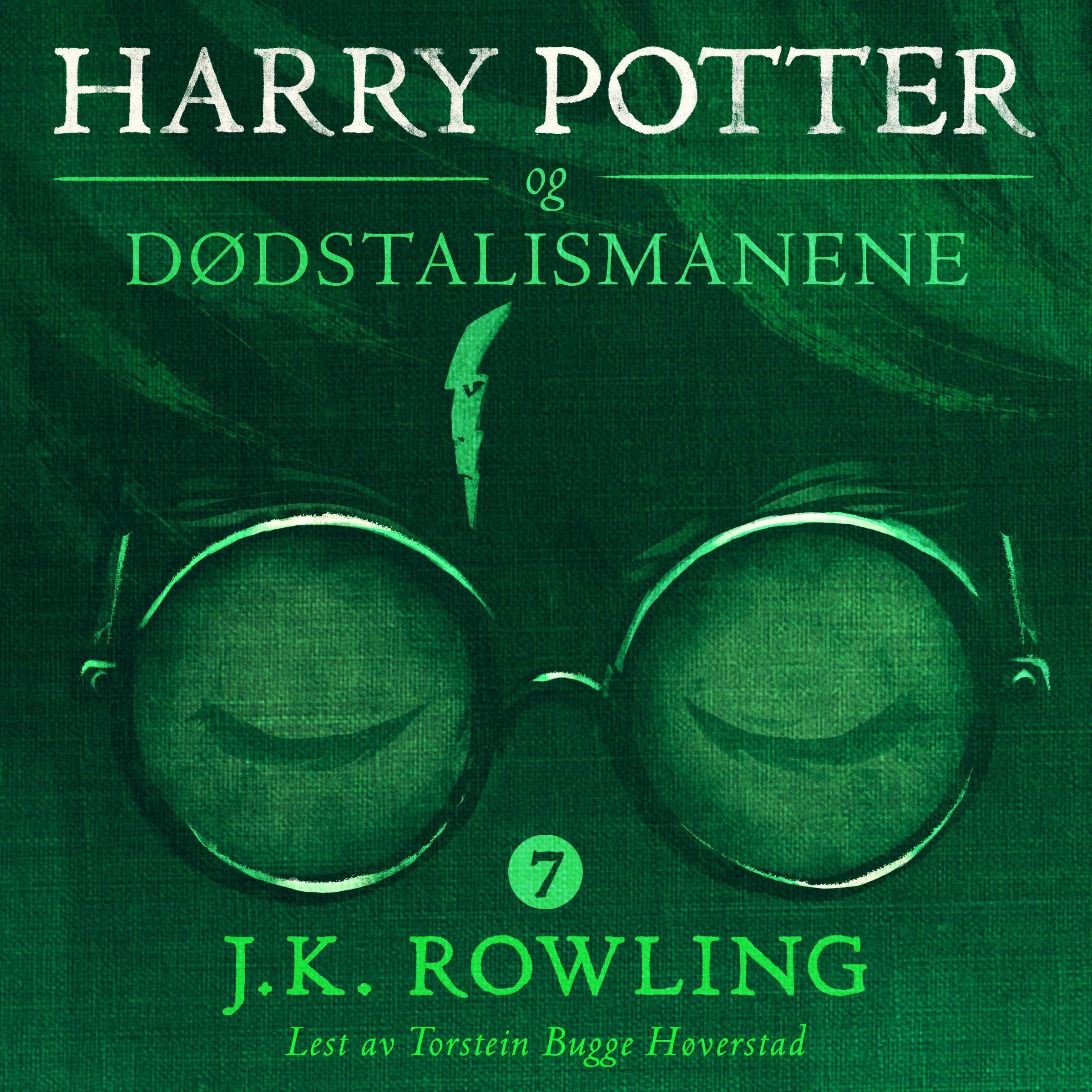 Harry Potter og Dødstalismanene: Harry Potter 7