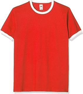 Fruit of the Loom Men's Ringer Premium T-Shirt