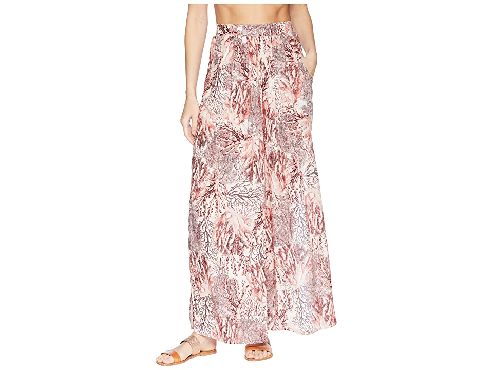 Maaji Sunshine Valley Palazzo Pant Cover-Up (Multicolor) Women