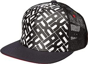A|X Armani Exchange Men's Snap Back Flat Bill Hat