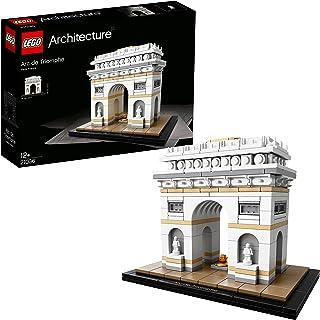 Lego Architecture-21036 Juego de construcción Arco del Triunfo
