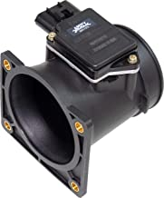 APDTY 028957 Mass Air Flow Meter MAF Sensor Fits 4.6L or 5.4L Engine On 1999-2002 Expedition or Navigator 1999-2003 Ford F150 (2004 F-150 Heritage Model; Replaces XL3Z12B579BBRM, AFLS174RM)