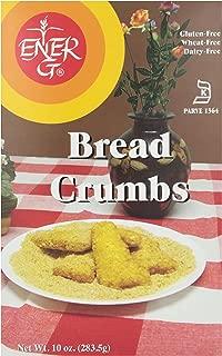 Ener-G Foods, Bread Crumbs, Dairy Free, Wheat & Gluten Free, 10.02 oz