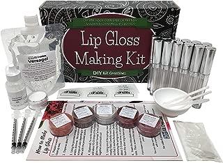 DIY Kit Creations: Deluxe DIY Lip Gloss Making Kit