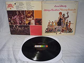 Shirley MacLaine And Sammy Davis Jr. ‎– Sweet Charity (The Original Sound Track Album Of The Musical Motion Picture Of The '70's Label: Decca ‎ 12