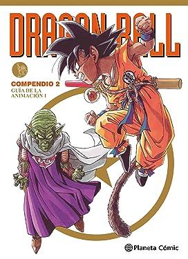 Dragon Ball Compendio nº 02/04: Guía de la animación I (Manga Artbooks) (Spanish Edition)