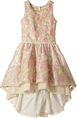 Nanette Lepore Kids - Novelty Lurex Mesh Dress with Jewels (Little Kids/Big Kids)