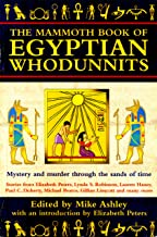 The Mammoth Book of Egyptian Whodunnits (Mammoth Books)