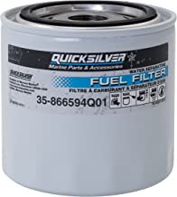 Quicksilver 866594Q01 Water Separating Fuel Filter - MerCruiser Vazer and 3.0L MPI EC Engines