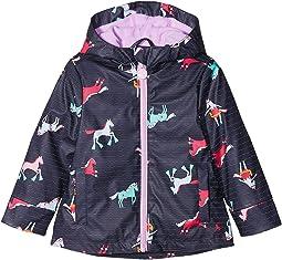 Printed Rubber Coat (Toddler/Little Kids/Big Kids)