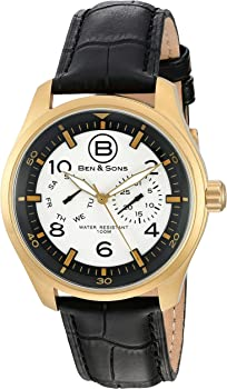 Ben And Sons Marshall Men's Watch (BS-10010-AN-02S)