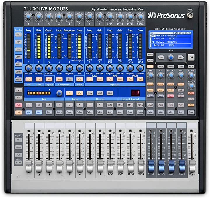 Studiolive 16.0.2. usb SL-1602 USB