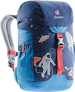Deuter Youth knuffelbeer rugzak, uniseks, midnight-coolblauw, 33 x 21 x 15 cm, 8 l