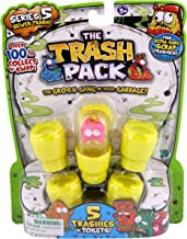 TRASH Pack Bundle Collection Sewer Truck IMMONDIZIA SPAZZATURA limitata che si sceglie