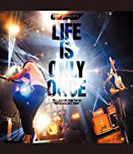 """LIFE IS ONLY ONCE 2019.3.17 at Zepp Tokyo """"REBROADCAST TOUR""""(Blu-ray)"""