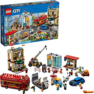 LEGO City Capital City 60200 Building Kit (1211 Pieces)