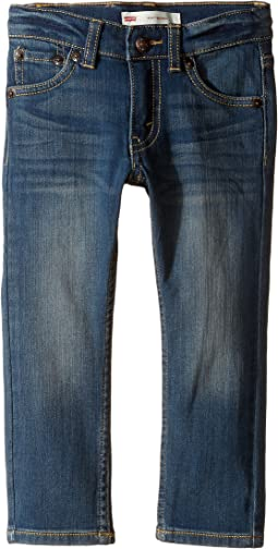 Levi's® Kids 510 Skinny Fit Jeans 4-Way Stretch (Toddler)