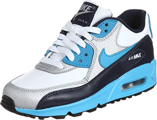 Nike - Chaussures Air Max 90 Junior - Multicolore - Mehrfarbig ...