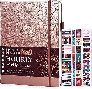 Legend Planner PRO Hourly Schedule Edition - هفتگی لوکس