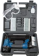 Scheppach Druckluftpistole 2in1 Klammer und Nagelpistole (Nägel bis 50mm, Klammern bis 40mm, Luftbedarf je Schuss 1,5L , A...