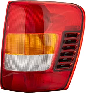 TYC 11-5275-90-1 Jeep Grand Cherokee Right Replacement Tail Lamp