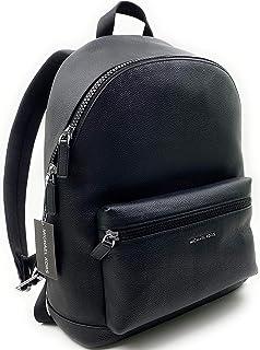 حقيبة ظهر كوبر للرجال من مايكل كورس، اسود