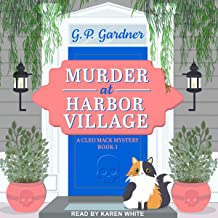 Murder at Harbor Village: A Cleo Mack Mystery, Book 1