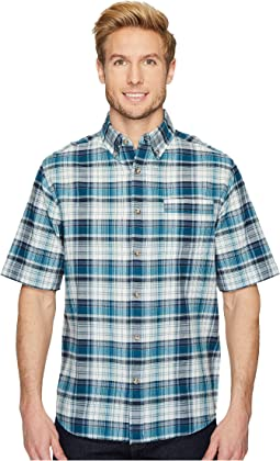 Woolrich Classic Fit Eco Rich Timberline Short Sleeve Shirt