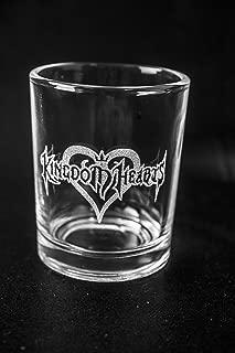Kingdom Hearts Shot Glass