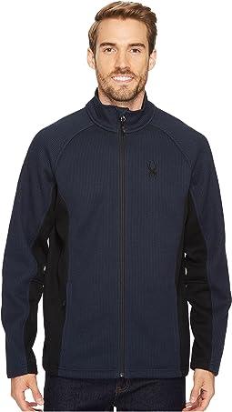 Spyder - Constant Full Zip Midweight Stryke Jacket