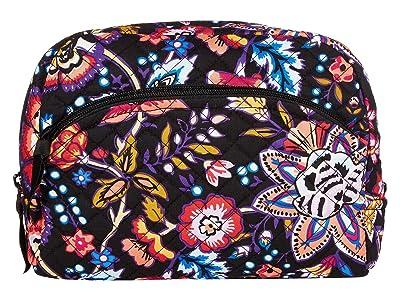 Vera Bradley Iconic Large Cosmetic (Foxwood) Cosmetic Case