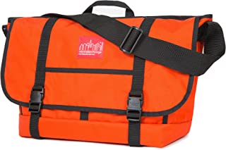 Downtown NY Messenger Bag (LG) (Orange)