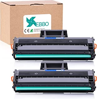 2-Pack Office World Toner Cartridge Replacement for Samsung 111S MLT-D111S