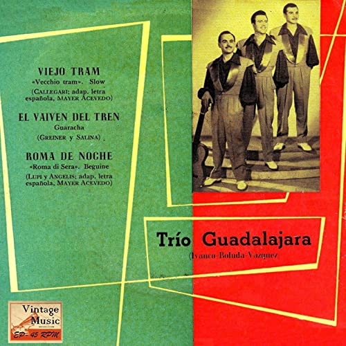 Vintage Pop No. 138 - EP: El Vaiven Del Tren de Trío ...
