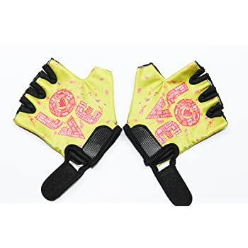 5 AND 6 YEAR OLD KIDS CYCLING BIKE GLOVES WITH GRIP CONTROL Parkistan MONKEY BARS GLOVE