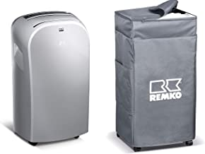 REMKO MKT 295 Eco – lokale airconditioner in compacte uitvoering EEK: A S-line incl. beschermhoes