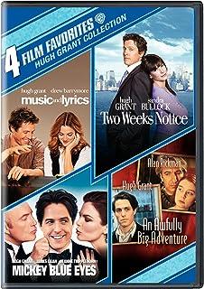 4 Film Favorites: Hugh Grant (An Awfully Big Adventure, Mickey Blue Eyes, Music and Lyrics, Two Weeks Notice)