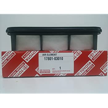 2003-2006 Toyota Sienna Cabin Air Filter Premium Guard 59168CM For 2000-2001